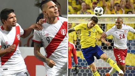 5 conclusiones del Suecia vs. Dinamarca, próximos rivales de la Selección Peruana