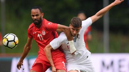 Túnez empató 2-2 frente a Turquía y preocupa a su afición