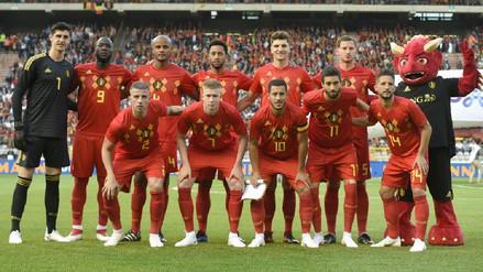 Bélgica podría perder a una de sus figuras para el Mundial de Rusia 2018