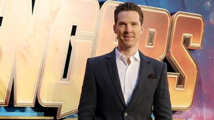 Benedict Cumberbatch defiende a un repartidor de comida asaltado en Londres