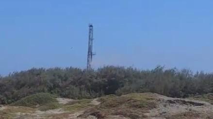 Fuga en pozo de gas afecta a pobladores de dos distritos de Paita