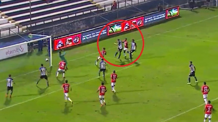 Con gol de Hansell Riojas, Alianza Lima vence a Unión Comercio por el Torneo Apertura