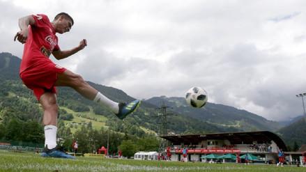 Selección Peruana cambió lugar de entrenamiento en Austria