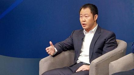 Kenji Fujimori dijo que Fuerza Popular es