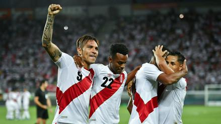 Perú goleó a Arabia Saudita con doblete de Paolo Guerrero en Suiza