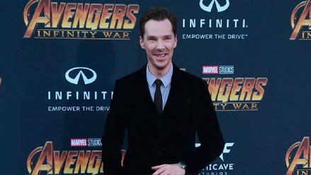 Benedict Cumberbatch tras salvar de asalto a repartidor de comida: