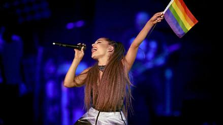 Ariana Grande y su carta de amor por la comunidad LGBTQ