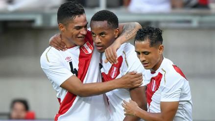 André Carrillo abrió el marcador contra Arabia Saudita con este golazo