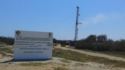 Ya no hay emanaciones de gas en el pozo PN –62D de La Bocana