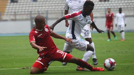Universitario empató ante San Martín y sigue sin ganar en el Torneo Apertura