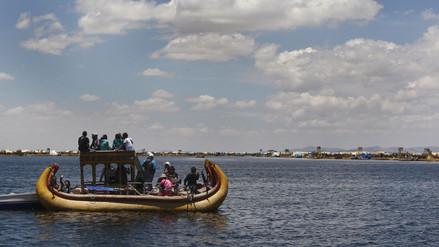 Francia tiene intenciones de descontaminar el Lago Titicaca