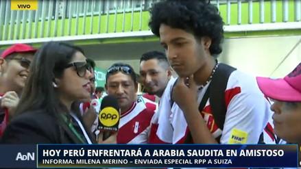 Mira la previa de RPP Noticias del partido entre Perú y Arabia Saudita