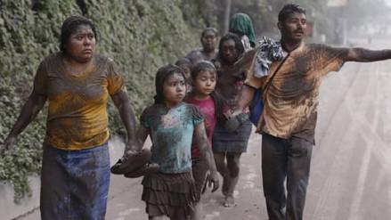 Tragedia en Guatemala: Erupción de volcán dejaal menos 25 muertos y más de un millón de afectados