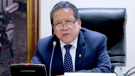 Fiscal de la Nación pidió al Gobierno apoyar iniciativas existentes contra la violencia a la mujer