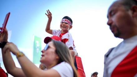 Perú vs. Arabia Saudita | Así celebraron los peruanos en Suiza la llegada de la Selección Peruana