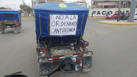Defensoría dice que no hay garantías para entablar diálogo con mototaxistas