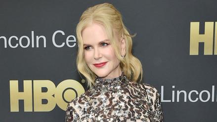 Nicole Kidman revela que sufrió un aborto cuando estaba casada con Tom Cruise