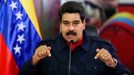 Maduro a los