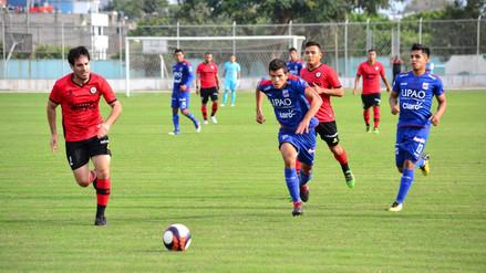 Mannucci empata 2 a 2 frente a Deportivo Coopsol en Casa Grande