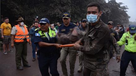 Las razones que explican la violenta erupción del volcán de Fuego en Guatemala