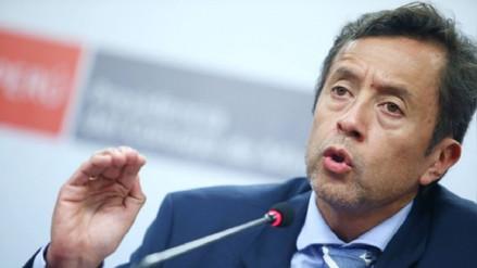 David Tuesta renunció al Ministerio de Economía y Finanzas