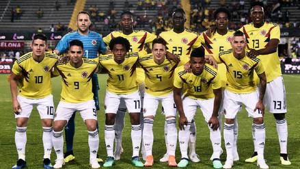 Colombia anunció sus 23 convocados para Rusia con la ausencia de Edwin Cardona