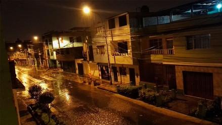 Senamhi prevé que llovizna en Lima se repita el martes y miércoles