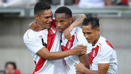 La numeración oficial de la Selección Peruana en el Mundial Rusia 2018