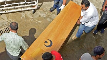 Al menos 112 muertos tras naufragio de embarcación de migrantes en Túnez