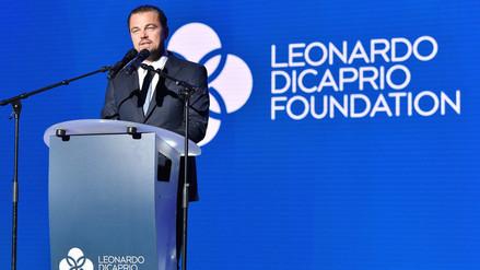 Leonardo DiCaprio, el actor que hizo del medio ambiente su estilo de vida