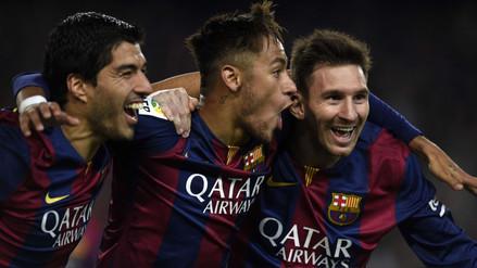 Luis Suárez reveló las intimidades de su relación con Messi y Neymar