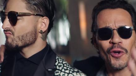 Maluma y Marc Anthony confirman concierto en Lima
