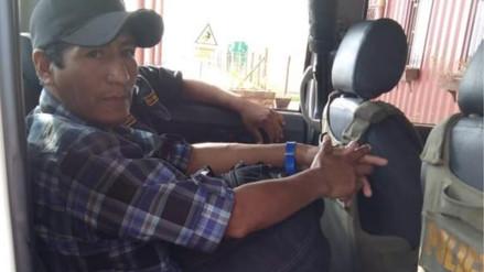 Capturan a agricultor acusado de violar a menor de 15 años en Olmos