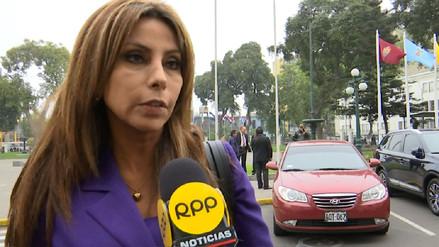 Presidenta de Ositran: Para nosotros el tema de peajes está cerrado