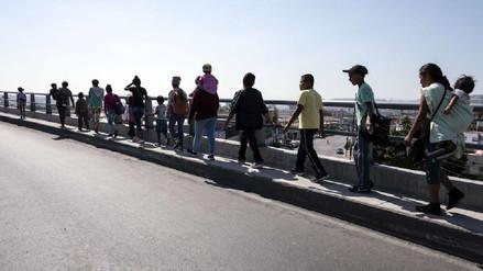 La ONU pidió a EE.UU. que no separe a los niños inmigrantes de sus padres