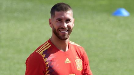 Sergio Ramos respondió tras conocerse que provocó la lesión del arquero del Liverpool