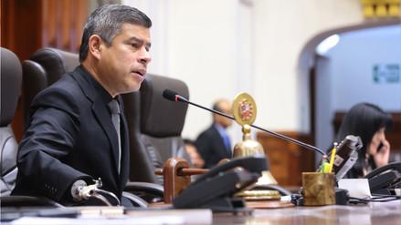 Nuevo Perú pide que Luis Galarreta renuncie a la presidencia del Congreso