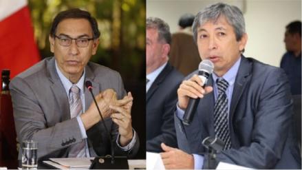 Martín Vizcarra: José Arista es uno de los tres candidatos al MEF