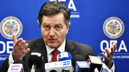 Canciller chileno se enfrentó a su homólogo venezolano durante asamblea de la OEA