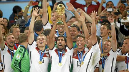 Alemania, el equipo que irá a Rusia en búsqueda de su segundo Mundial consecutivo