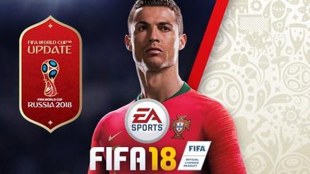 2018 FIFA World Cup Russia es un DLC desactualizado y pobre en contenido