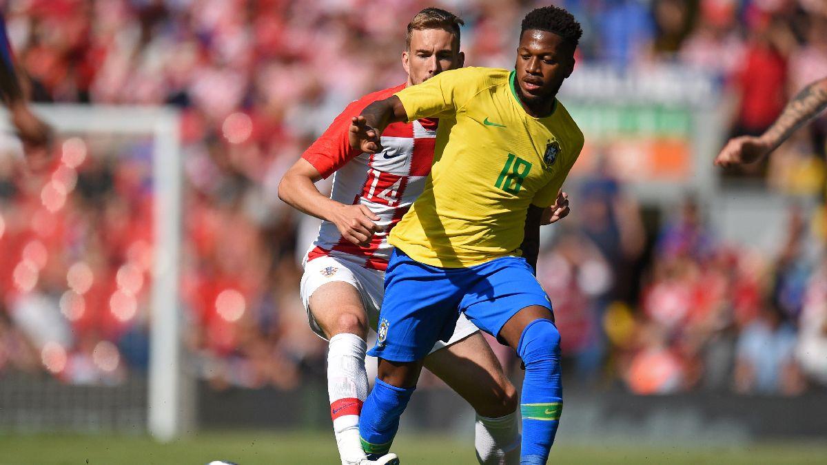 Manchester United fichó a futbolista brasileño que estará en el Mundial