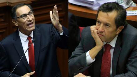 Esto opinan los expertos sobre los desencuentros dentro del gobierno de Martín Vizcarra