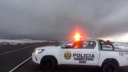 El Senamhi anuncia caída de nieve y heladas en Arequipa