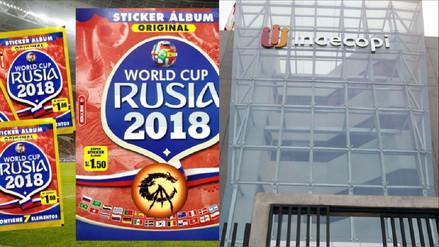 Rusia 2018: Indecopi abre proceso sancionador a empresa dueña de Álbum 3 Reyes