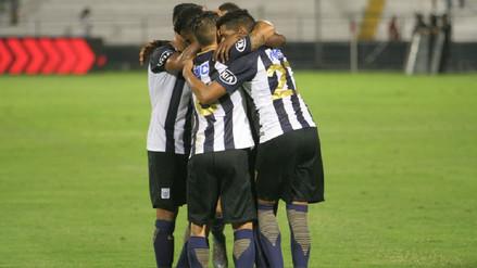Alianza Lima logró su cuarto triunfo seguido al voltearle el partido a Municipal