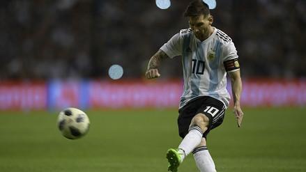 Suspendieron el amistoso entre Argentina e Israel por amenazas contra Lionel Messi