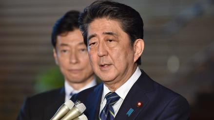 Shinzo Abe viaja a EE.UU. para coordinar con Trump la cumbre de Singapur