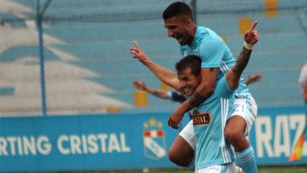 Con triplete de Gabriel Costa, Sporting Cristal goleó a Garcilaso por el Torneo Apertura