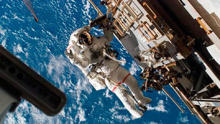 "Tres astronautas despegaron hacia estación espacial para iniciar misión ""Horizons"""